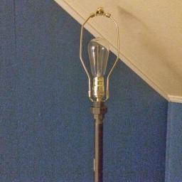 DIY – Industrial Floor Lamp