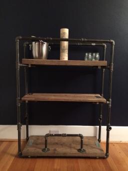 DIY – Bar Cart