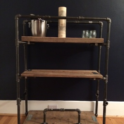 DIY – Bar Cart