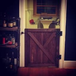 DIY – Pet (or baby) Gate